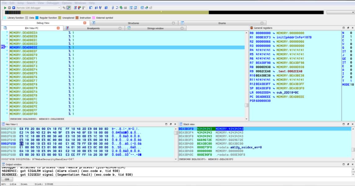 Remote Code Execution (CVE-2018-5767) Walkthrough on Tenda AC15 Router