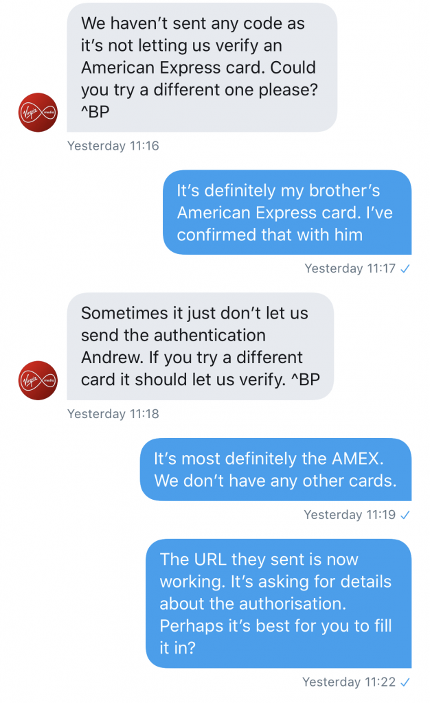 Turning The Tables on Virgin Media Twitter Scammers